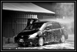 kompleksowe czyszczenie samochodów